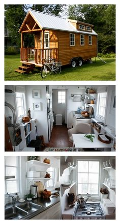 Would love to have this in my yard as a guest house! Who's gonna build it for me????