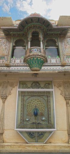 Udaipur City Palace, India