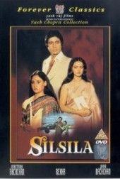 Silsila 1981 poster