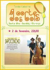 Proxecto Sapoconcho @ A corte dos bois - Sandiás (Ourense) musica concerto concierto Sapoconcho Galego e Pablo Vidal