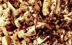 Tofu variegato al mix di olive #vegan #vegano #ricettevegan