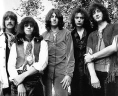 1969 Deep Purple - Photo by Chris Walter