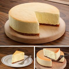 Dairy Free Cheesecake (Vegan/Lactose Free) #cheesecake