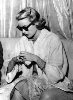 Grace Kelly - 1956