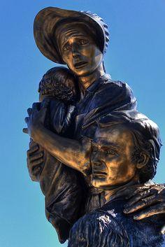 ˚Mormon Battalion Statue Emigration Canyon - Salt Lake County, Utah
