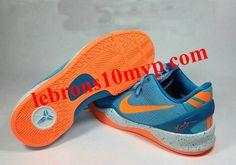 fba29f6fa6db Nike Kobe 8 GS Baltic Blue Neo Turquoise Windchill Bright Citrus 555586 401 Kobe  Shoes
