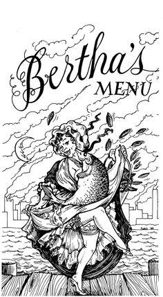 Bertha's Restaurant Baltimore, MD