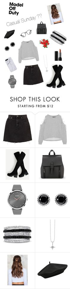 """""""Casual Sunday??"""" by londongirl287 on Polyvore featuring W118 by Walter Baker, BOSS Black, Thomas Sabo, Effy Jewelry, Sydney Evan, NA-KD, M&Co, Fall, ootd and Trendy"""