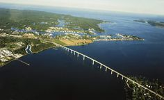 The Gov. Thomas Johnson Memorial Bridge between Calvert and St. Mary's County has 140 feet of clearance above the Patuxent River, the third-highest bridge in Maryland state government's inventory. Opened in 1977, no vehicle has ever driven through the barriers and off the bridge.