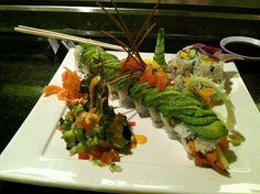 Rain Modern Japanese Cuisine. Seattle (Wallinford). Lots of vegetarian and vegan options. Closed now.