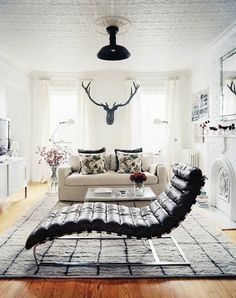 How to Get the Right Balance in Masculine Interiors