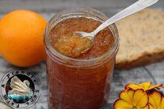 Marmelade d'oranges au miel