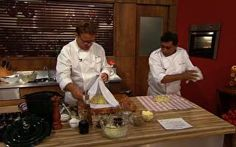 Claude inventa nova maneira de cozinhar o nhoque alemão
