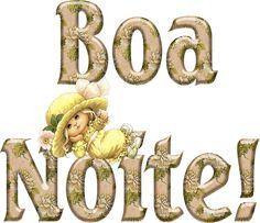 Alfabeto Decorativo: Boa Noite! - Alfabeto - Florido 2 - PNG