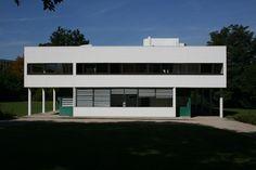 Villa Savoye – Residencia Savoye (1930) - LeCorbusier
