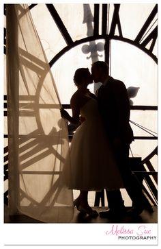 Clock Tower Denver, Colorado Wedding Photographer #melissasuephotos