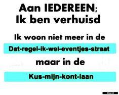Dutch Quotes, Self Empowerment, Anti Stress, Funny Quotes, Qoutes, Note To Self, Karma, Sentences, Life Lessons