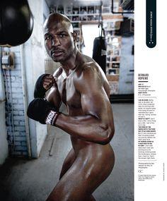 The Daily Edit – ESPN/ The Body Issue : Karen Frank
