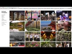 ▶ How to Make a Photo Gallery Website The Easy Way - YouTube