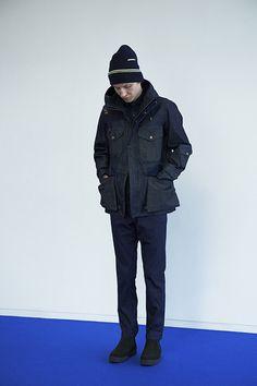 nanamica Denim GORE TEX Outerwear