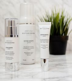 A new brand is in town! The Institut Esthederm Paris is the premium sister of Bioderma! Institut Esthederm, All Things Beauty, Product Launch, Skin Care, Cosmetics, Paris, Fantasy, Eye Circles, Youth