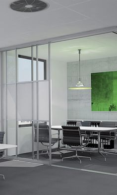 Style up the office space with sliding doors | Specialty Doors [ Specialtydoors.com ] #modern #hardware #specialty