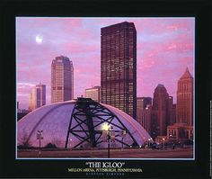 The Igloo, Pittsburgh, Pennsylvania