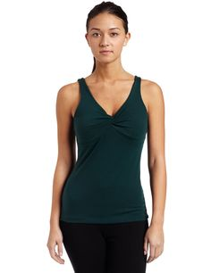prAna Women's Mika Top, (women, prana, yoga tank, ladies summer clothing, moisture-wicking, active top, soybu, tees) via http://myamzn.heroku.com/go/B003INEM0A/prAna-Womens-Mika-Top
