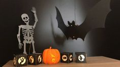 Here are some fun Halloween #3Dprinting and laser cutting projects from Kitronik! #ULTIMAKER #3DPRINT #3DPRINTER #3DPRINTING