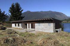 Planos de casa de campo de un piso | Construye Hogar #casasdecampodeunpiso