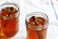 Homemade gifts: cinnamon cardamom honey by reading my tea leaves, Reading My Tea Leaves, Sugar And Spice, C'est Bon, Food Gifts, Yummy Drinks, Along The Way, Healthy Tips, Natural Remedies, Herbalism