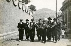 Carrer Sant Eudald, 1906