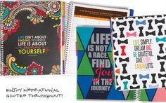 Ravishing In Plaid-- Erin Condren Review #Review #Planner #LifePlanner #Organized