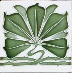 ART NOUVEAU TILES Craftsman Tile, Art Nouveau Illustration, Art Nouveau Tiles, Vintage Tile, Decorative Tile, Arts And Crafts Movement, Art Deco Design, Tile Art, Antique Art