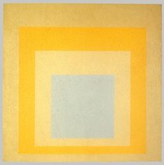 homage to the square, 1959• josef albers