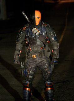 Arrow - Season 2 - Ep. 18 - Deathstroke
