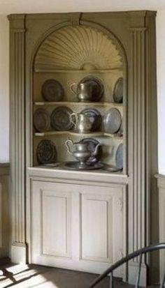 Charmant Corner Cupboard ᶫᵒᵛᵉ