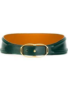 Hermès Vintage corset belt