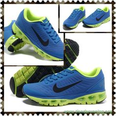 brand new 999f9 a238e outlet zapatos Nike Air Max Tailwind 5 9888-13 Sapphire azul Verde