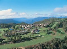 Fairmont Resort Blue Mountains – Mgallery by Sofitel Leura Fairmont Resort Blue Mountains is located on the edge of the awe inspiring Jamison Valley in the heart of the Blue Mountains, just 90-minutes' drive from Sydney.