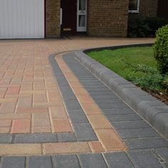 Thinking of Block paving driveway. As of we have entered a partnership with Easy Way to Pay, significantly simplifying the process of obtaining a new driveway with a payment plan. Call Jole Plant Hire & Groundworks on We are on the way. Block Paving Driveway, Resin Driveway, Brick Driveway, Asphalt Driveway, Brick Paving, Concrete Driveways, Walkway, Front Garden Ideas Driveway, Driveway Landscaping