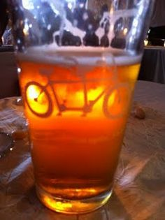 "Adorable favors.  Tandem bike glasses that say, ""Better together,"" on them."