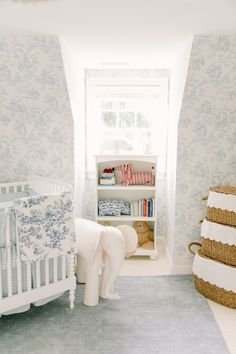 baby girl nursery room ideas 151996556162998680 - Sweet and traditional baby boy blue and white nursery Source by Baby Bedroom, Baby Boy Rooms, Baby Boy Nurseries, Room Baby, Kid Rooms, Cottage Nursery, Girl Nursery, Baby Blue Nursery, Boy Nursery Rugs