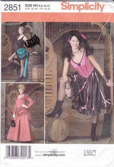 Estilo occidental camarera traje salvaje oeste Vestido de diseñador Andrea…