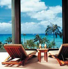 The Hyatt Regency Waikiki Beach Resort & Spa.  One of Travel + Leisure's World's Best Hotels 2012 (#20, Top Resorts in Hawaii)