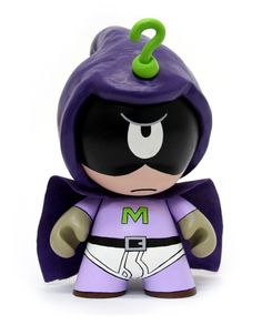 Mysterion Munny  Created by Sekure D