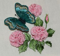 Brazilian Embroidery-I want to learn this next.