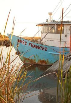 Apalachicola is perched on the edge of a wildly productive estuarine reserve. This little fishing village is full of shrimp boats and was the birthplace of manmade ice, which allowed caught fish to be better preserved and shipped further inland. (Kris Davidson)