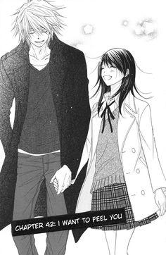Chapter 42 Cover -- Dengeki Daisy