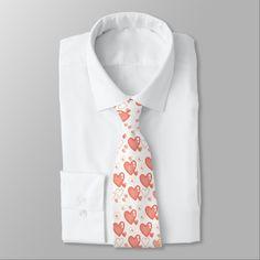 Multi-heart tie